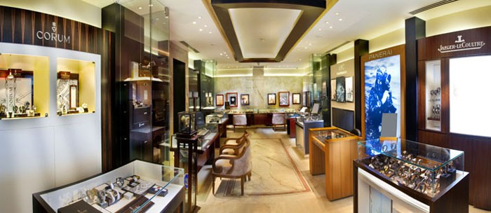 Johnson Watch Showroom South Extension