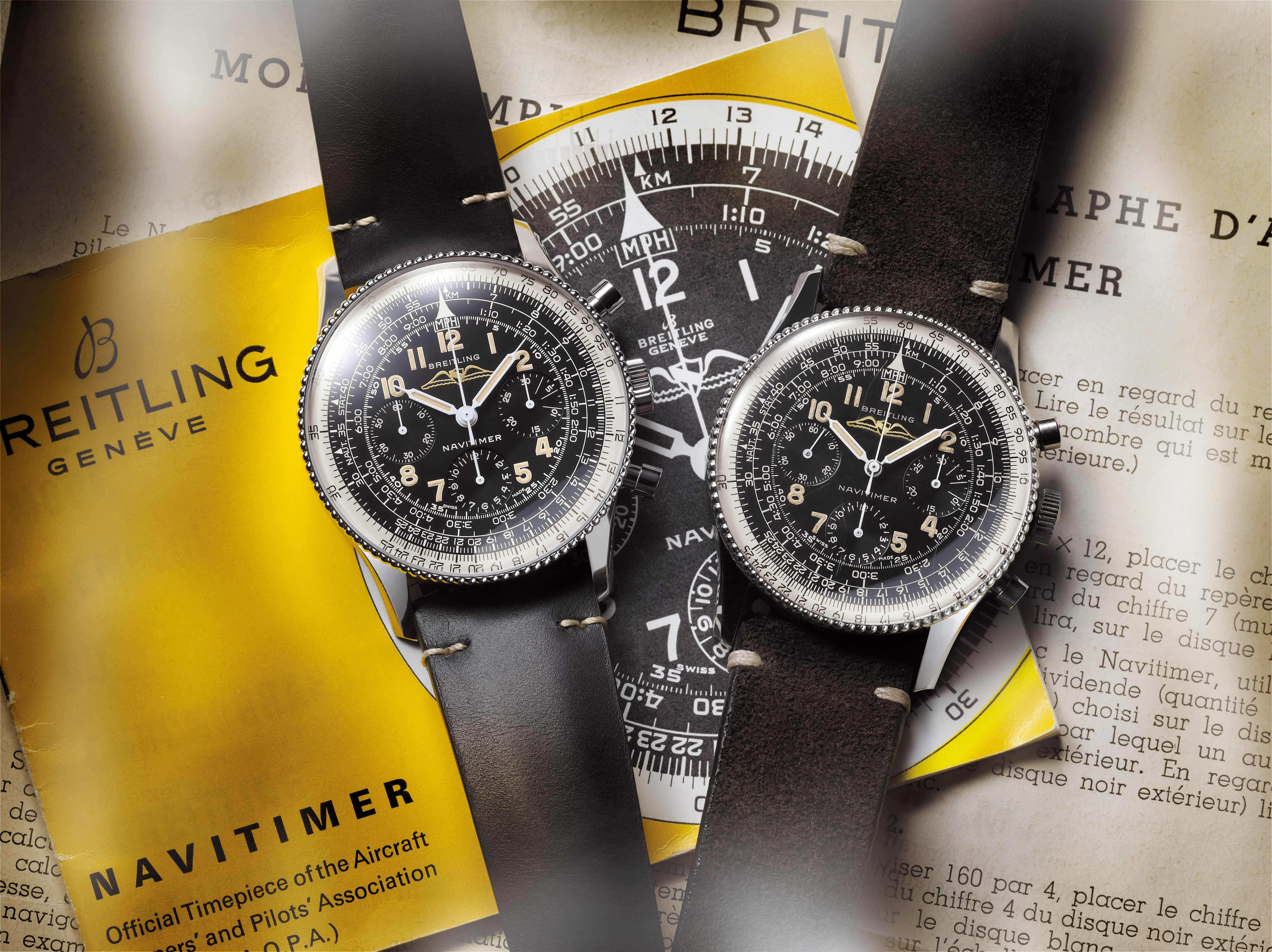 Breitling Watches 2019 Baselworld